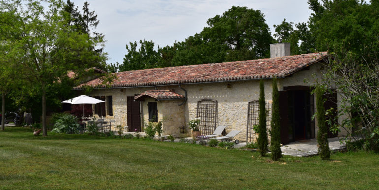 Maison Pierres Mauvezin