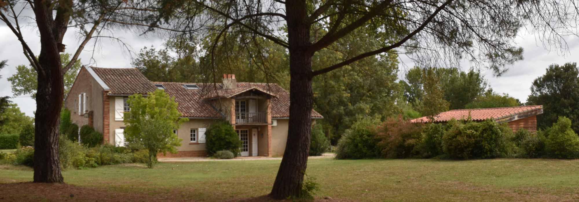 Proche Blagnac Propriété 330 m² au Calme