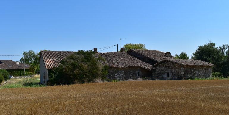 Maison en pierre à rénover Mauvezin 32120