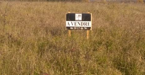 terrain a vendre l'Isle Jourdain