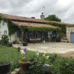 Maison gersoise à vendre Mauvezin